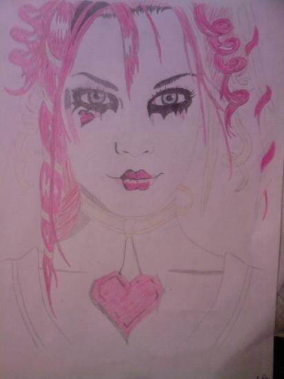 Emilie Autumn by angeltelimi23